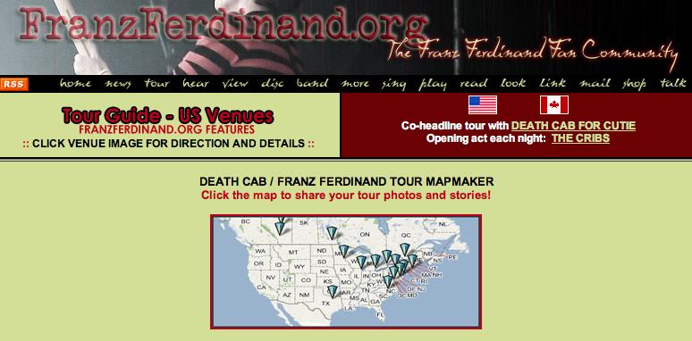 franzferdinand.org
